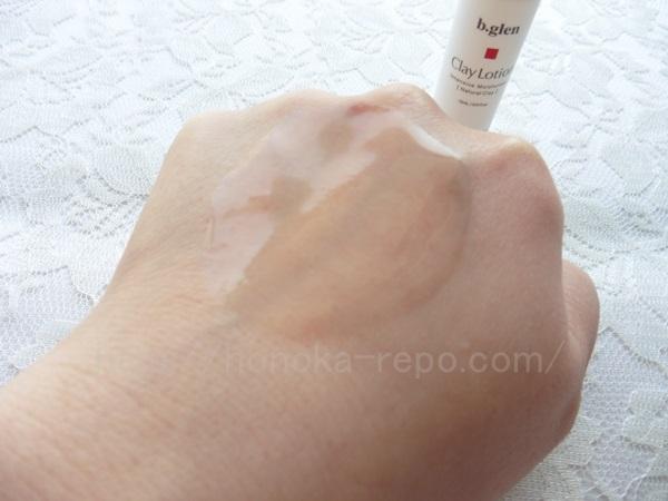 グリチルリチン酸ジカリウム化粧水の肌なじみをチェックしていきます。